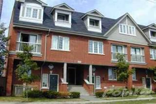 Townhouse for sale in 120 Strachan  Ave, Toronto, Ontario