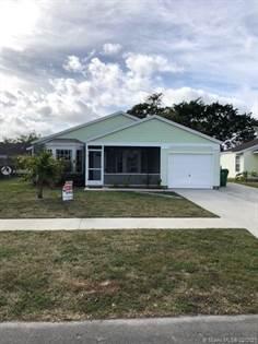 Residential for sale in 12750 SW 15th Mnr, Davie, FL, 33325