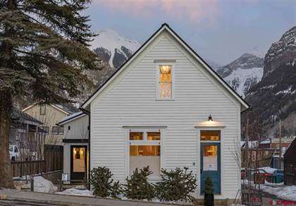 Residential Property for sale in 120 N Fir Street A, Telluride, CO, 81435