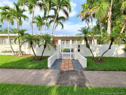 Residential Property for sale in 1717 Madrid St, Coral Gables, FL, 33134