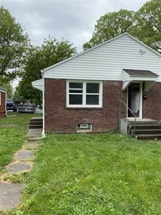 Residential Property for rent in 620 North Moreland Avenue, Indianapolis, IN, 46222