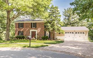 Single Family for sale in 2426 Hollyhead Drive, Des Peres, MO, 63131
