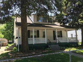 Single Family for rent in 27 HAZEL Main Unit #1 Avenue, Pontiac, MI, 48341