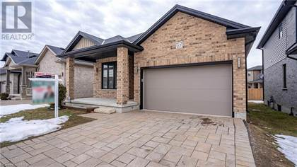 Single Family for sale in 70 TANOAK Drive Unit 17, London, Ontario, N6G5R3