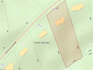 Land for sale in 1290 Heards Ferry Road, Sandy Springs, GA, 30328