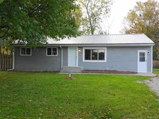 Single Family for sale in 9115 MAPLEWOOD Drive, Thetford, MI, 48420
