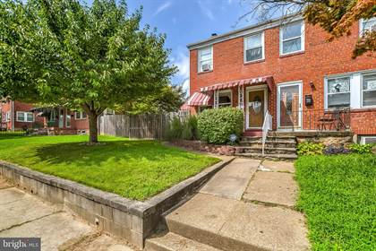 Residential for sale in 4724 EUGENE AVENUE, Baltimore City, MD, 21206