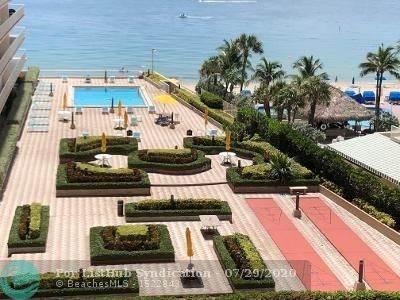 Residential Property for sale in 4100 Galt Ocean Dr 602, Fort Lauderdale, FL, 33308