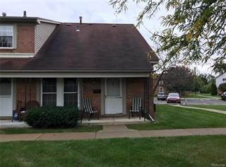 Townhouse for rent in 28329 GREENBRIAR Way, Brownstown, MI, 48183