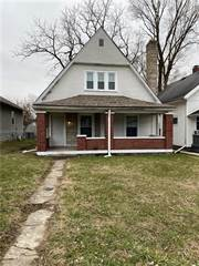 Single Family for rent in 1311 West 33RD Street, Indianapolis, IN, 46208