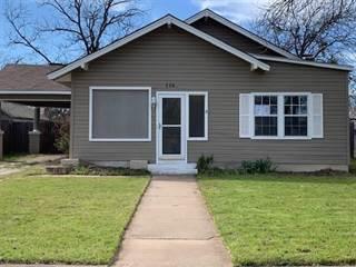 Single Family for sale in 1150 Vine Street, Abilene, TX, 79602