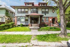 Multi-family Home for sale in 1739 Canton Street, Detroit, MI, 48207