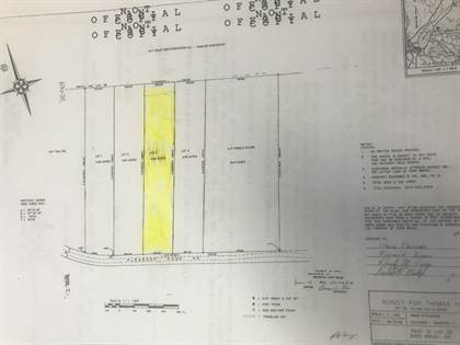 Lots And Land for sale in M5l9.5 Pleasant Pond Road, Island Falls, ME, 04747