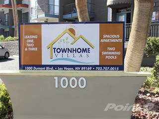 Apartment for rent in Townhome Villas, Las Vegas, NV, 89169
