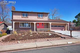 Single Family for sale in 4218 Valli Vista Road, Colorado Springs, CO, 80909