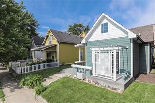 Single Family for sale in 140 North ARSENAL Avenue, Indianapolis, IN, 46201
