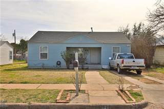 Single Family for sale in 1625 N 20th Street, Abilene, TX, 79601