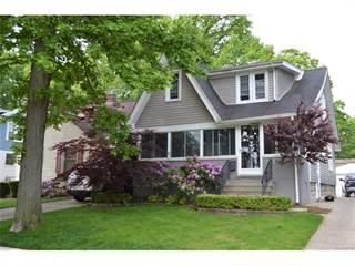 Single Family for sale in 501 N WILSON Avenue, Royal Oak, MI, 48067