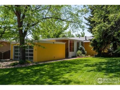 Residential Property for sale in 2950 Vassar Dr, Boulder, CO, 80305