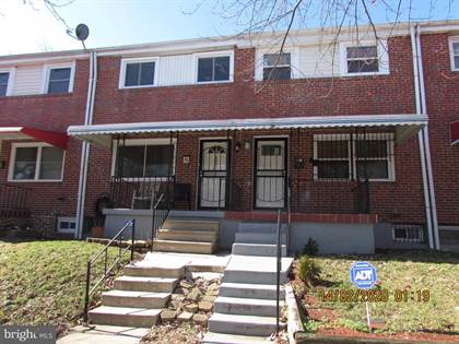 Residential Property for sale in 2124 NW KOKO LN, Baltimore City, MD, 21216