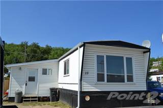 Residential Property for sale in 15A Terrace Trailer Park, Peace River, Alberta