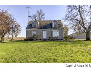Single Family for sale in 1436 E 2200 NORTH RD, Edinburg, IL, 62531