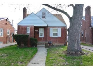 Single Family for sale in 15346 FIELDING Street, Detroit, MI, 48223