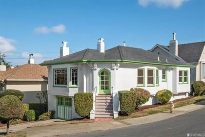 Residential for sale in 41 Garcia Avenue, San Francisco, CA, 94127