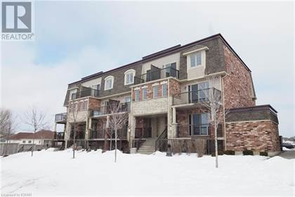 Single Family for sale in 1654 FISCHER HALLMAN Road Unit 2E, Kitchener, Ontario, N2R0C6