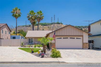 Residential Property for sale in 13855 Gorrion Ct, El Cajon, CA, 92021