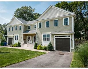 Townhouse for sale in 15 MARGARET ROAD 1, Newton, MA, 02461