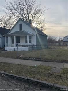 Residential Property for sale in 13903 GODDARD ST, Detroit, MI, 48212