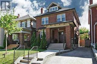 Single Family for rent in 33 ANDERSON AVE S, Toronto, Ontario, M5P1H5