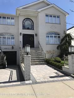 Residential Property for sale in 621 Rockaway Street, Staten Island, NY, 10307
