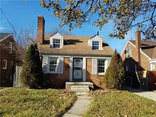 Single Family for sale in 11667 ASHTON Avenue, Detroit, MI, 48228