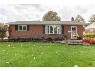 Single Family for sale in 31601 FAIRFAX Street, Livonia, MI, 48152