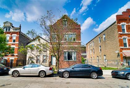 Multifamily for sale in 1512 West 17th Street, Chicago, IL, 60608