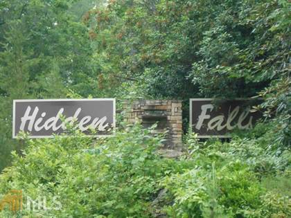 Lots And Land for sale in 0 Hidden Falls Drive LOT 4, Tiger, GA, 30576