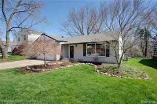 Single Family for sale in 24336 KNOLLWOOD Street, Novi, MI, 48375