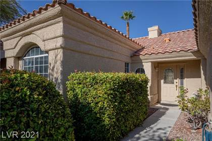 Residential Property for sale in 4545 Via Delsur Lane, Las Vegas, NV, 89130