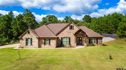 Residential Property for sale in 161 Hidden Falls Dr, Gilmer, TX, 75645