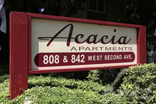 Apartment for rent in Acacia Apartments - 2 Bedroom, Chico, CA, 95926