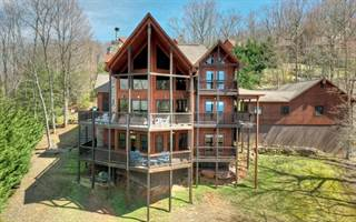 Single Family for sale in 1326 MOUNTAIN HIGH DRIVE, Mineral Bluff, GA, 30559