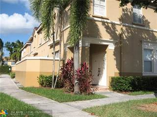 Townhouse for sale in 3923 SW 156th Ave 3923, Miramar, FL, 33027