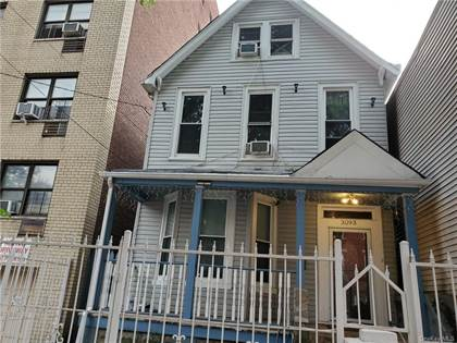 Residential Property for sale in 3093 Villa Avenue, Bronx, NY, 10468