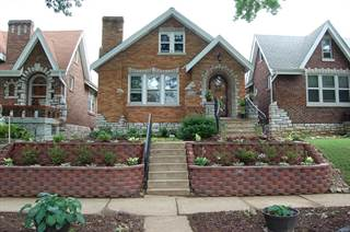 Single Family for sale in 5239 Walsh Street, Saint Louis, MO, 63109