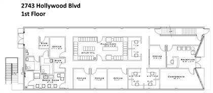 Office Space for sale in 2743 Hollywood Blvd, Hollywood, FL, 33020