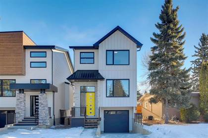 Single Family for sale in 7611A 150 ST NW, Edmonton, Alberta, T5R1C7