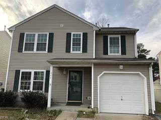 Single Family for sale in 342 Circuit Lane, Newport News, VA, 23608