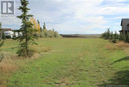 Vacant Land for sale in 20 Cactus Coulee Place SW, Medicine Hat, Alberta, T1B0B2
